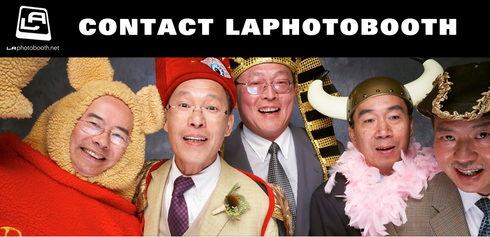 Contact Info for LA Photo Booth